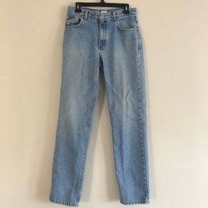 "Calvin Klein Vintage Light Wash Jeans Size 30"""